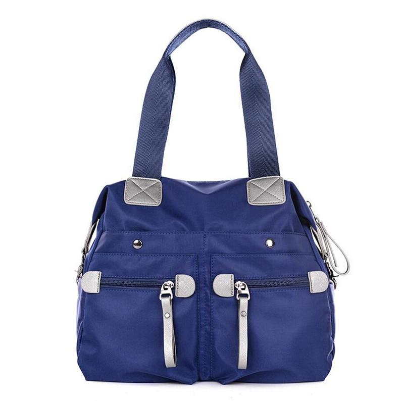 Fashion Women Messenger Bags Handbag Waterproof Nylon Shoulder Bag Crossbody Bags For Women Casual Tote bolsa