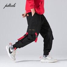 New Harajuku Cotton Multi-Pockets Safari Style Fashion Cargo