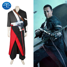 MANLUYUNXIAO New Arrival Hot Men's Costume Chirrut Imwe Costume Halloween Cosplay Costume For Men Full Suit Custom Made