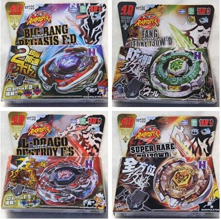 30pcs/Lot  Free 31 Stye Beyblade Metal Fight BB106 Starter Fang Leone 130W2D BB126 BB120 BB128 BB119 BB123  фонарик beyblade бейблейд morph lite цвет зеленый