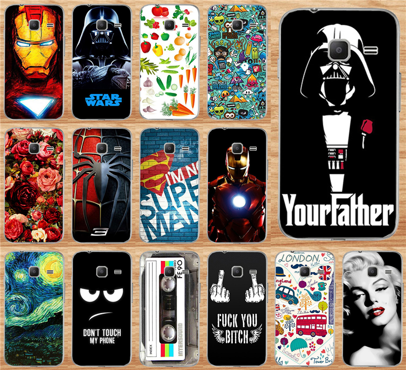 Cover Case Para For Samsung Galaxy J1 Mini (2016) J105 J105H J105F Phone Cases For Samsung J1 Nxt Duos Cell Phone Cover Shell