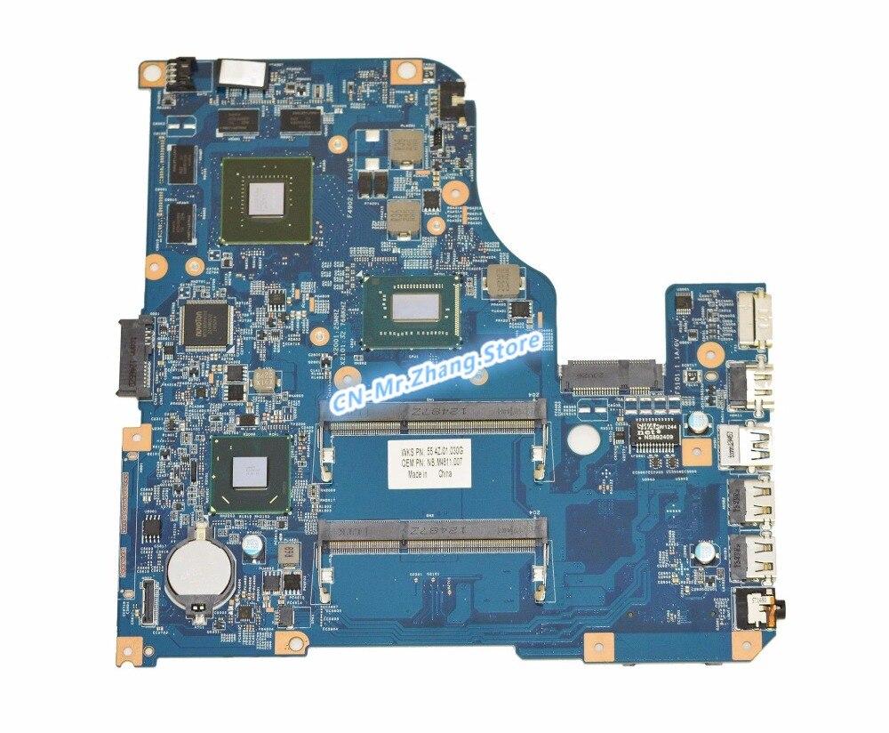 SHELI FOR font b Acer b font Aspire V5 571 V5 471 Laptop Motherboard W I7