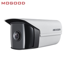 HIKVISION DS-2CD3T45DP1-I Chinese Version Wide-Angle 180 Degree H.265 4MP IP Camera Support ONVIF IR Outdoor DC12V