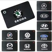 Car Slip Resistant Pad Emblem Slip Resistant Pad Car Accessories Car Exhaust Pipe Slip Resistant Pad