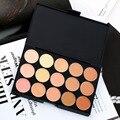 Alta qualidade novo 15 cores de sombra camouflage concealer palette hot venda