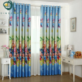 New style full shading printing curtains lovely Mickey Mouse boys and girls children bedroom cartoon curtain cloth