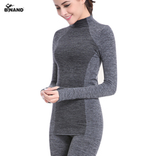 2017 Women Gym Slim Closed-fit Tie-dyed Long Sleeve Yoga Shirts Fitness Clothing Sport Sweatshirts Hoodies Running Tees Tops