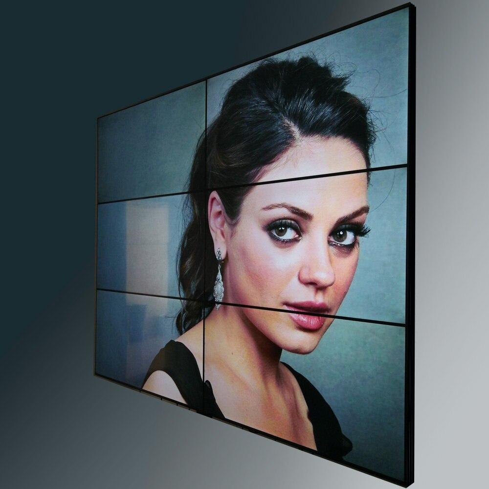 3x2 video wall processor for video wall displays hdmi dvi vga usb input hdmi output цены онлайн