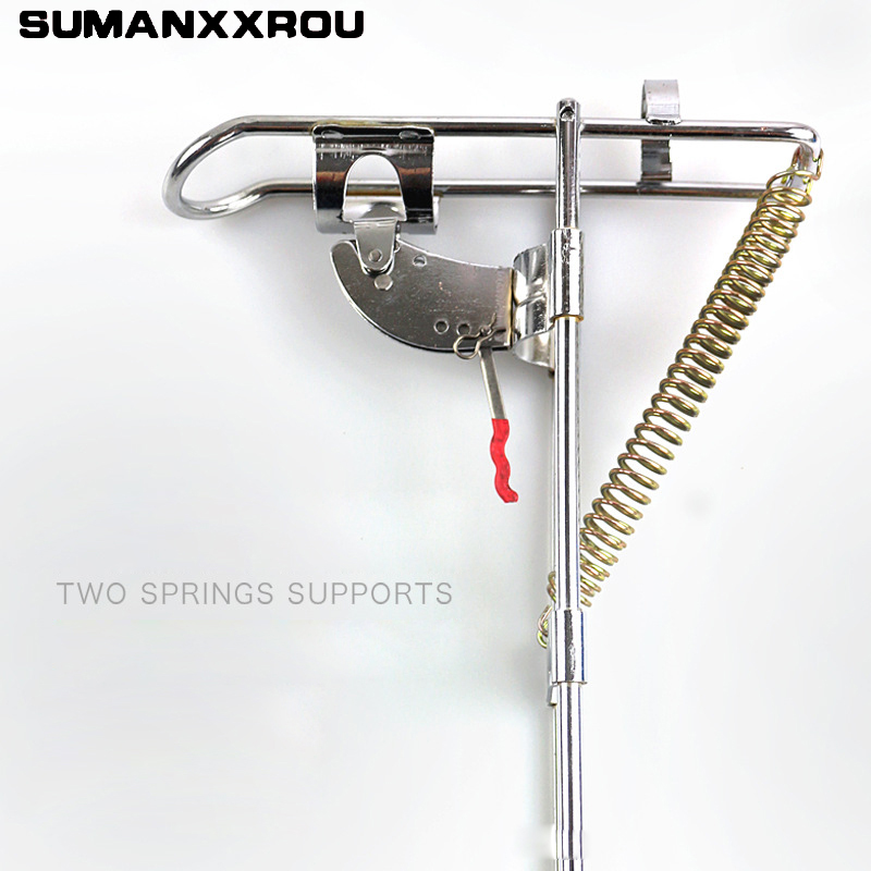 463g Automatic Fishing Pole Bracket Fishing Rod Mount Steel High Strength Outdoor Fish Pole Holder Standard Fishing Gear Pesca ...