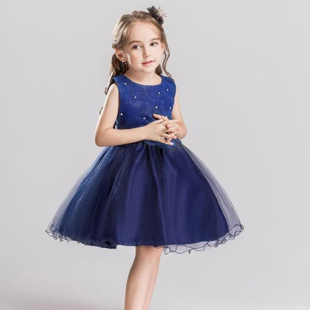 5T 10T clothes for girls 10 years old Party Wedding Bridesmaid ...