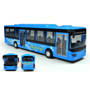 Kids Toy 1:50 Scale City Bus M