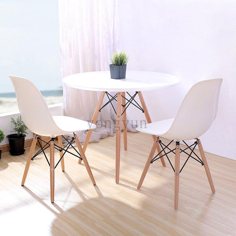 Promoci n de resina sillas de comedor compra resina for Sillas comedor plastico