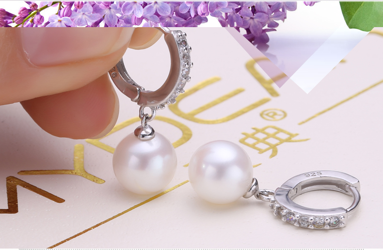 pearl earrings 44