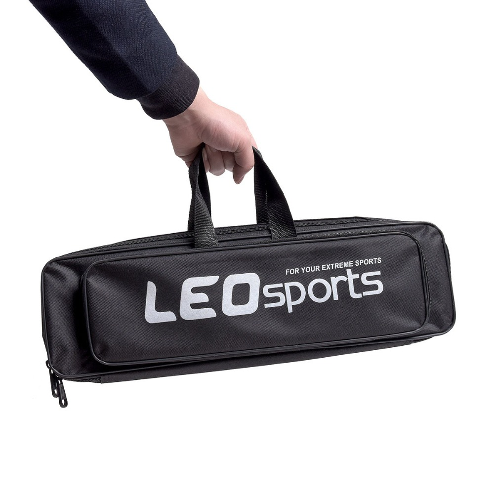 Image 2 - Double Layer Oxford Cloth Fishing Bag 50cm 60cm 70cm Waterproof Ice Fishing Rod Bags Case with Side Zipper Accessories Gear L30-in Fishing Bags from Sports & Entertainment