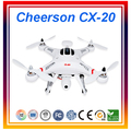 Dwi Dowellin Original Cheerson CX-20 Professional Drones RC Quadcopter GPS Remote Control Helicopter RC Drone With Camera HD