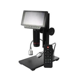 Image 5 - Andonstar ADSM302 กล้องจุลทรรศน์ดิจิตอลอิเล็กทรอนิกส์ USB กล้องจุลทรรศน์สำหรับ THT การบำรุงรักษาอุตสาหกรรมแว่นขยายกล้องรีโมทคอนโทรล