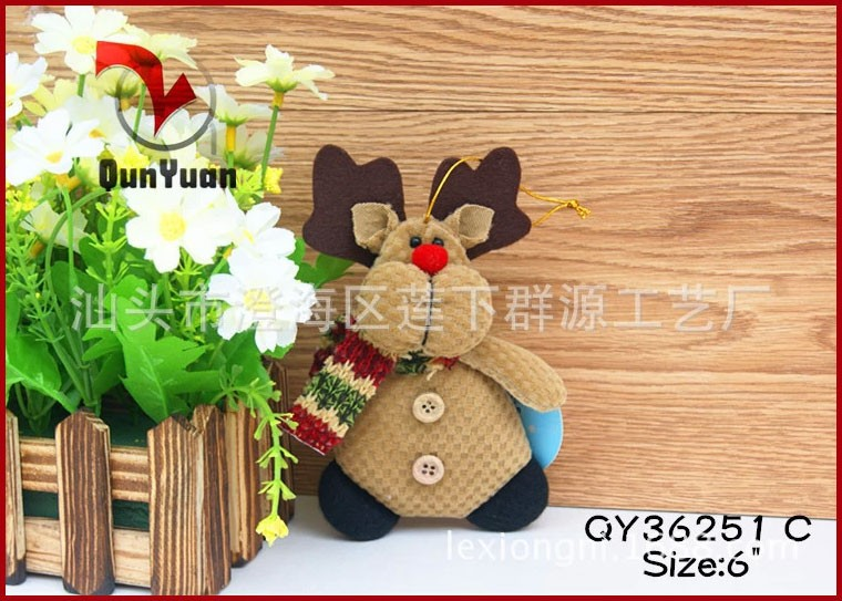 QY36251ABC-1-Christmas-Ornaments-Dolls-Santa-Claus-Snowman-Reindeer-Xmas-Decoration-Father-Christmas-Little-Hang-