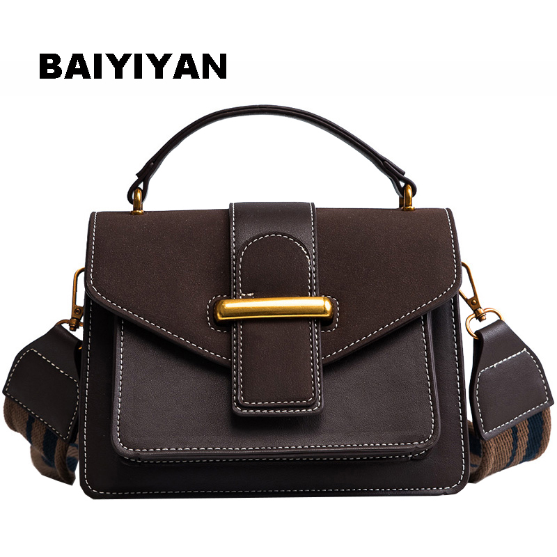 New arrival PU Leather European and American Retro women handbag women's clutch Tote bag Women messenger bag Small shoulder bags