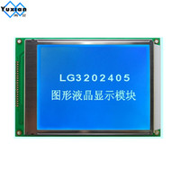 320*240 lcd display graphic module 5.7inch RA8806 blue 5v or 3.3v LG320240D free shipping 1pcs
