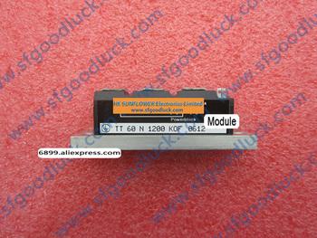 TT60N1200KOF tyrystor kontroli kolejności faz moduł tanie i dobre opinie Fu Li