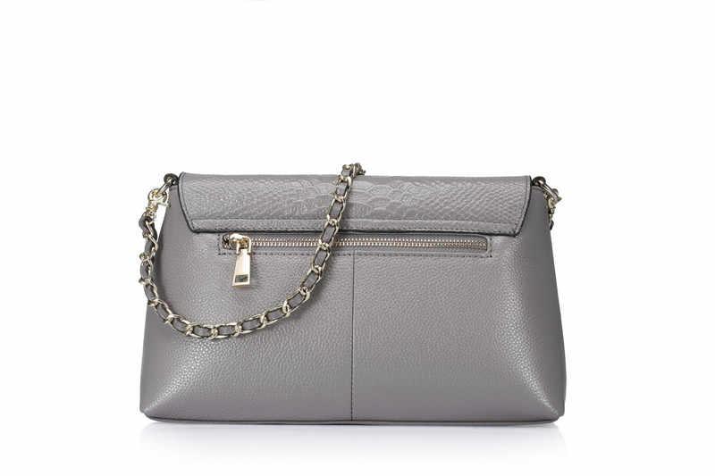 Nesitu/высокое качество, модные красные, черные, серые, розовые, синие, из натуральной кожи, маленькие женские сумки через плечо, женские сумки M0712