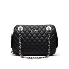 2016 New Hottest Vintage Candy Color Women Genuine Leather Bag Shoulder Bags Crossbody Bag Fashion Ladies Message Bag