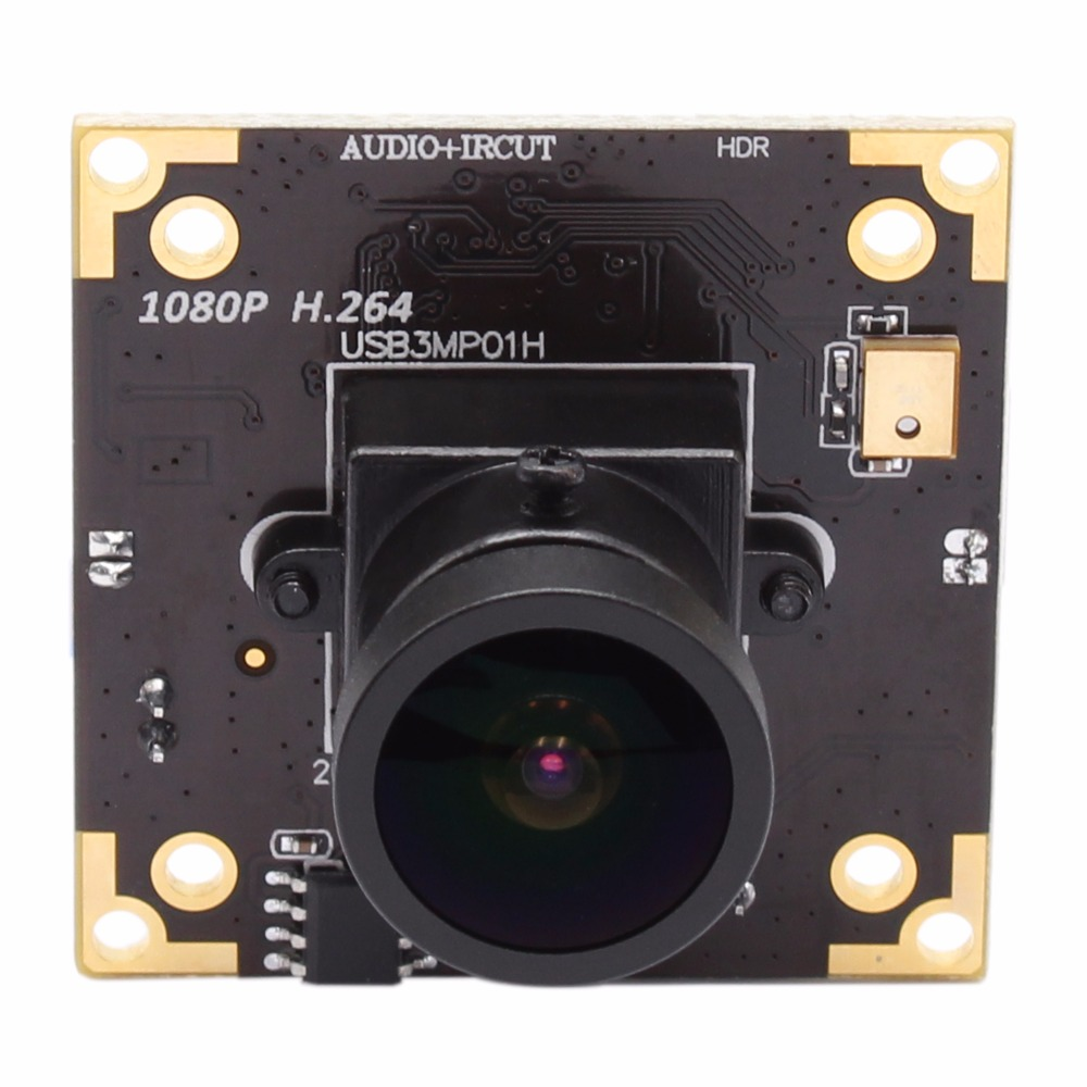 WDR 3.0 Megapixel Full HD 1080P Webcam OTG UVC Support WDR Wide Dynamic Range USB Camera Module for Android Linux Windows Mac-in Surveillance Cameras from Security & Protection    2