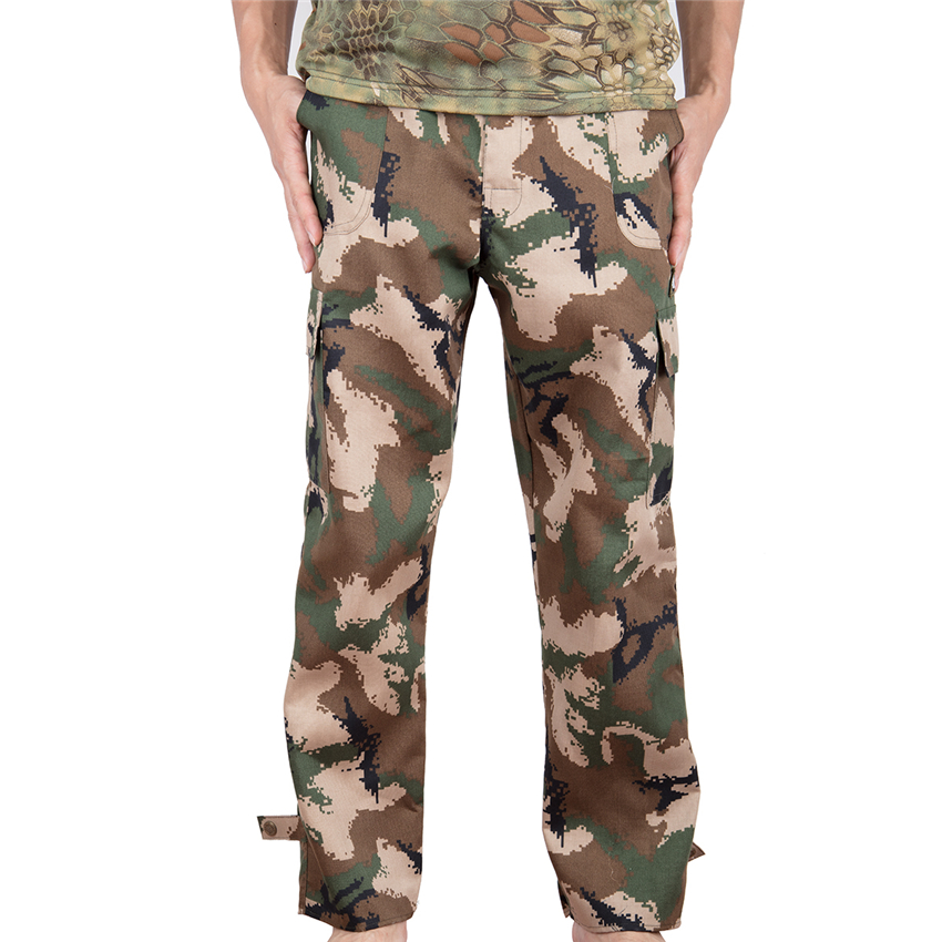 Florata S-4xl Mens Jogger 2018 Bleistift Harem Hosen Männer Camouflage Military Hosen Lose Komfortable Cargo Hose Camo Joggers Neueste Technik