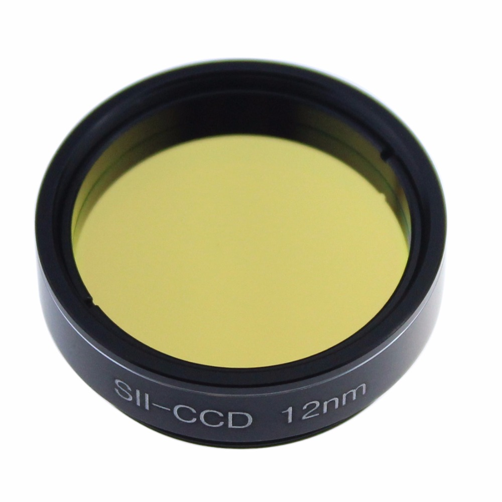 ФОТО 1.25 Inch 12nm S-II Filter offers high contrast for Telescope