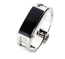 Luxury Fashion Women Bracelet D8 Bluetooth Smart Watch Bracelet for Android and Apple