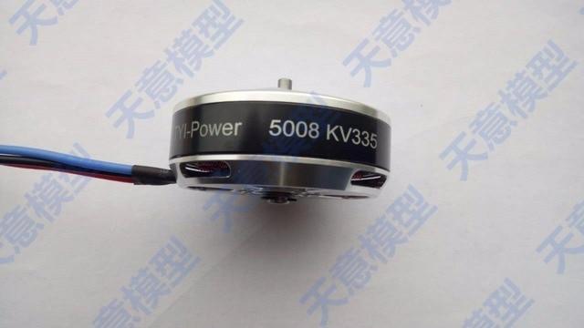 Moteur à disque moteur 5008 ii le moteur davion modèle darbre de machine inhabitée