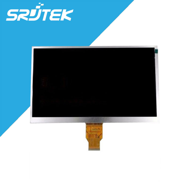 WCD500B010 LCD Screen 10.1 inch 50pins Display Inner Screen Panel High Quality Tablet PC Replacement Parts