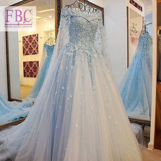 2018 Luxury Bling Sparkle White Wedding Dress Bridal Dress Bridal ...