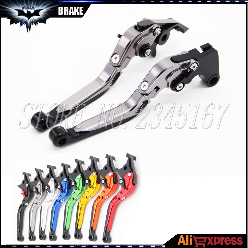 8 Colors Motorcycle Folding Extending Brake Clutch Levers For 6r All Model Years Gt 20032004 Zx6r Anyone Wired In Remote Start Kawasaki Zx 6 Zx9r Zxr400 Zx12r Zx636r Zx6rr Zx10r Ropes Cables From