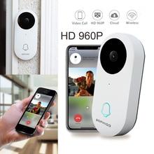 DOPHIGO 960P Smart Wifi Doorbell Wireless Security Visual Intercom Recording Video Door Phone Remote Home Monitoring цены онлайн