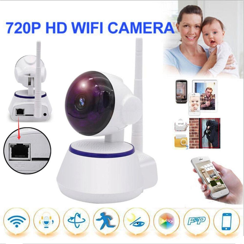Home font b Security b font IP Camera Wireless Mini IP Camera Surveillance Camera Wifi 720P
