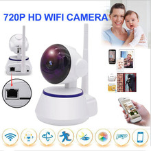 Home Security IP Camera Wireless Mini IP Camera Surveillance Camera Wifi 720P Night Vision CCTV Camera Baby Monitor