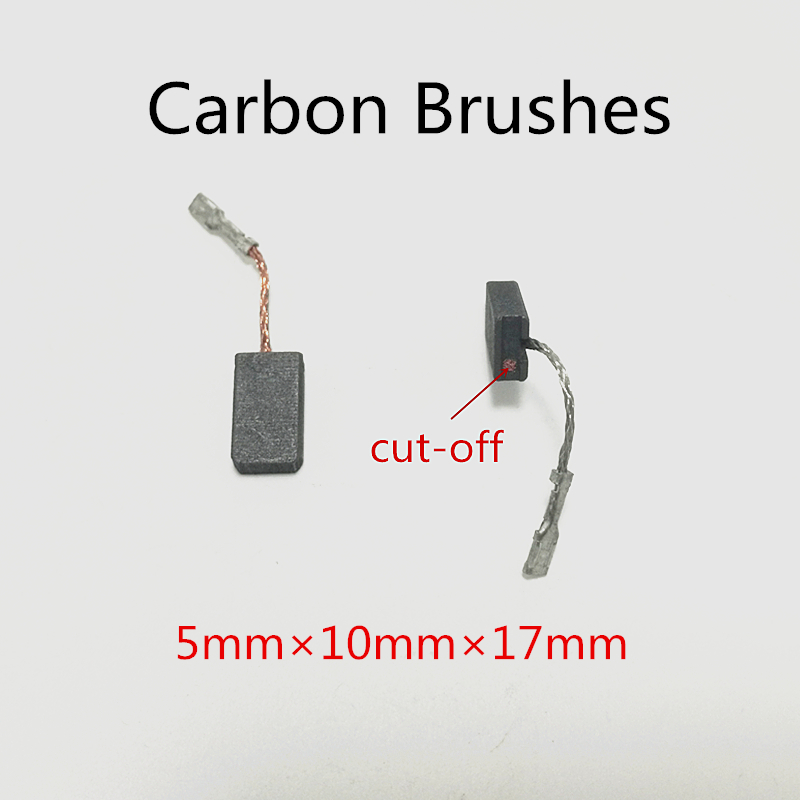 Carbon Brushes Replacement For Bosch 150 1607014176 GWS1400 GGS8CE GGS28C GGS28CE GGS28LC GGS28LCE GEB1000CE