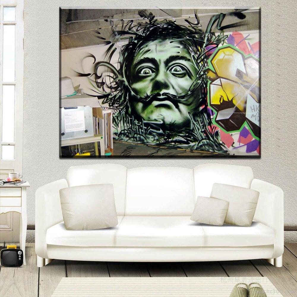 Us 599 40 Offxdr572 Salvador Dali Surrealizm Malarstwo Abstrakcyjne Sztuka W Stylu Vintage Plakaty Zdjęcia Home Decoration Art Na Płótnie Plakaty