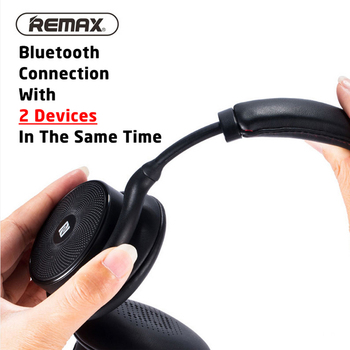 Remax Bluetooth Headphones User-defined Active Noise Cancelling Wireless Headset Foldable for iPhone samsung huawei xiaomi