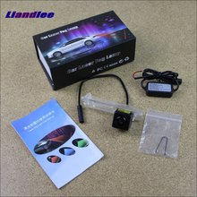 Liandlee Car Tracing Cauda Laser Light For Toyota Reiz / Mark X 2013 2014 2015 Special Anti Fog Lamps Rear Lights