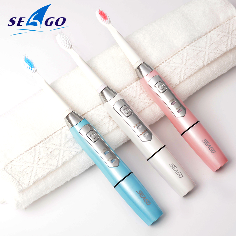 Electric Toothbrush Top Quality Sonic Smart Chip Toothbrush Head Replaceable Whitening Healthy Teeth Brush Best Gift ! image