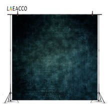Laeacco Grunge Gradient Texture Dark Portrait Baby Photography Backgrounds Customized Photographic Backdrops For Photo Studio