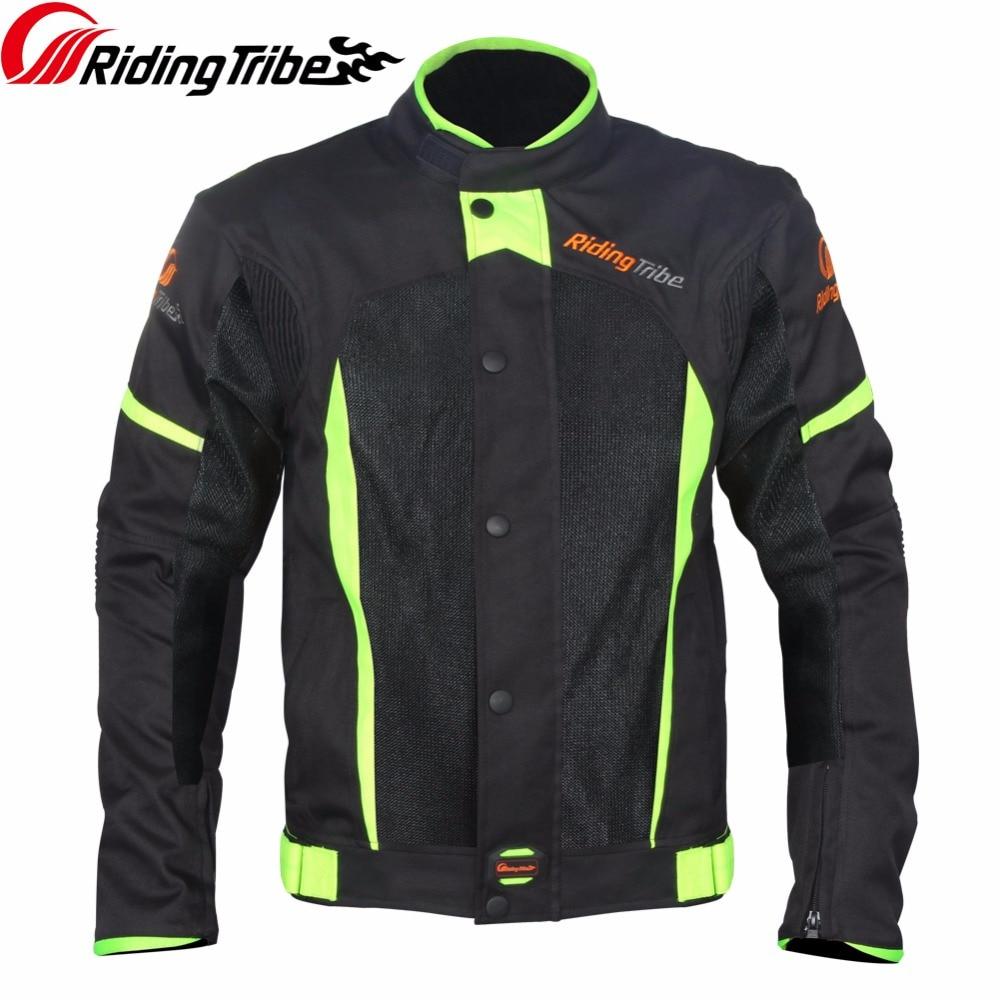 Équitation tribu Moto imperméable veste été respirant Motocross tout-terrain Racing manteau Moto Biker vêtements armure JK-37
