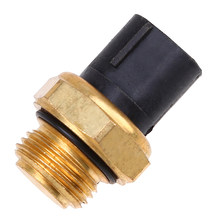 1 Pc 18mm Bolt Motorcycles Radiator Fan Switch Thermo Motocross fits for Suzuki GSX-R750 TL1000 Scooter Accessories Motorbike(China)