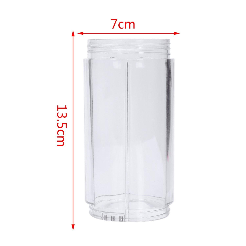 380 мл высокая чаша для блендера соковыжималка аксессуар запасная часть для