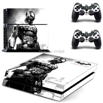 newest protective game decal skin sticker for PS4 console and controllers one piece