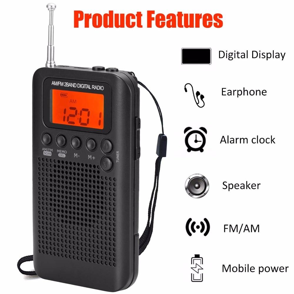 6 mini radio