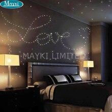 grüne Fernbedienung, Maykit Faseroptik-lichtquelle