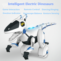 Mechanical Remote Control Balance Dinosours 28308 Sensing Interactive Dancing RC Animal Interactive Intelligent Dinosaur Robot